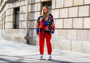 Street style Paris : les plus beaux looks repérés à la Fashion Week