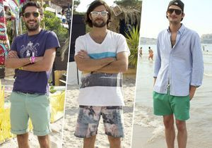 Style: 11 mecs bien habillés à la plage