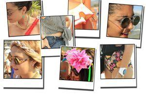 Style: les astuces fashion des filles à la plage