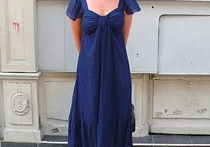 Votre robe longue pour l'été