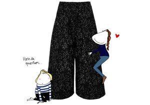 Pour ou contre : la jupe-culotte ?