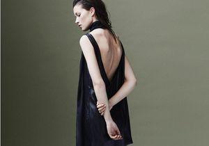 12 robes dos nu pour faire de l'effet des deux côtés