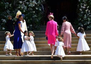 Cette robe vue au mariage princier a bien failli voler la vedette à Meghan Markle