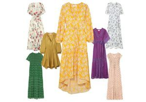 20 robes bohèmes pour un festival