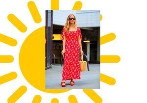 20 robes de plage qu'on aimera porter cet été