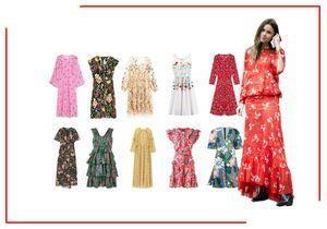 Ces 20 robes fleuries font (vraiment) envie