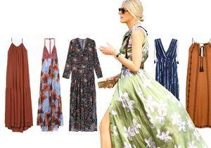 Envie d'une robe hippie ?