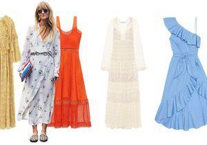Une robe longue pour l'été !