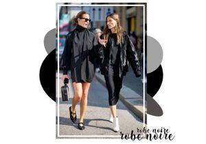 50 jolies robes noires que l'on rêve d'avoir