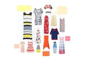 50 robes de plage qui ensoleillent notre été