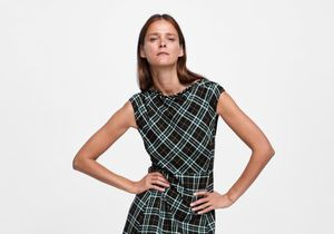 Les plus belles robes Zara en soldes qu'on va porter tout 2019