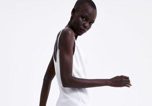 Zara dévoile une sublime robe qu'on aimerait porter le jour de notre mariage