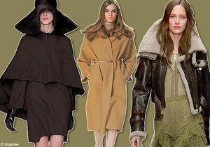 Quel manteau vous tiendra chaud cet hiver ?