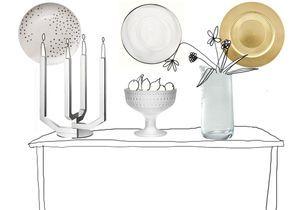 30 idées pour dresser une jolie table de fête