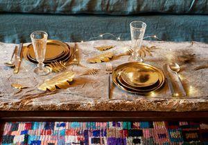 Déco de table de Noël : nos 25 idées déco