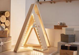 #DIY : comment faire un sapin de Noël en bois