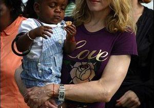 La crise budgétaire au Malawi retarde l'adoption de David par Madonna