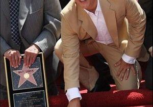 Matt Damon obtient son étoile à Hollywood
