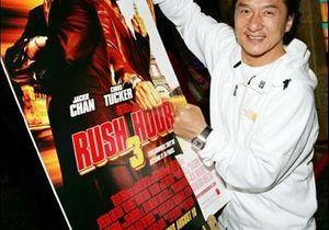 Une montagne portera le nom de l'acteur Jackie Chan, s'il vient au Kirghizstan