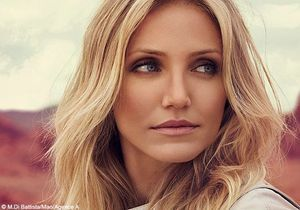 Cameron Diaz, l'indomptable