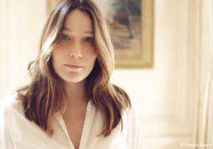 Carla Bruni-Sarkozy : son interview exclusive