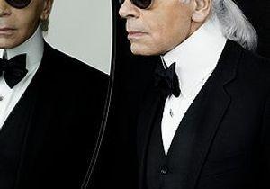 Karl Lagerfeld: l'homme sans passé