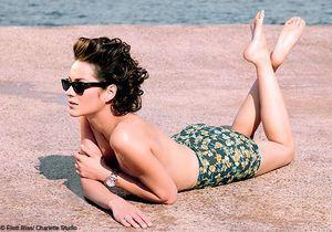 Marion Cotillard : C'est glamour à la plage