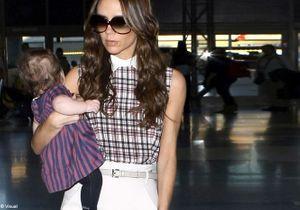 Pourquoi Victoria Beckham expose-t-elle tant sa fille ?