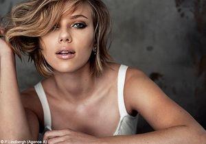 Scarlett Johansson, blonde magnétique