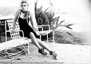 Scarlett Johansson: son nouveau départ