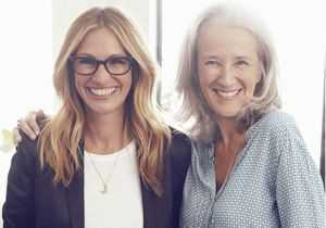Tatiana de Rosnay : « Julia Roberts m'a bluffée par son humour »