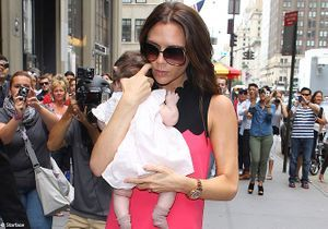 Victoria Beckham : son bébé, son nouveau it-bag ?