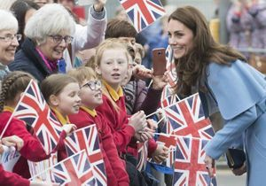 Kate Middleton évoque (enfin) une 4e grossesse !