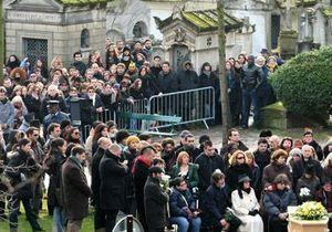 200 fans réunis aux obsèques de Mano Solo