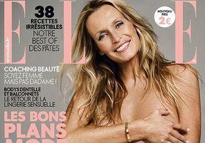 A 44 ans, Estelle Lefébure accouche d'un petit garçon