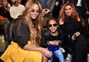 A six ans, la fille de Beyoncé recadre sa grand-mère