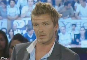 Accusé d'infidélité, David Beckham contre-attaque