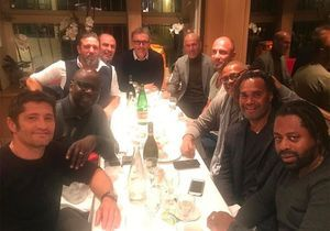 Alerte nostalgie : Zizou, Thuram et les Bleus de 98 réunis pour Lizarazu !