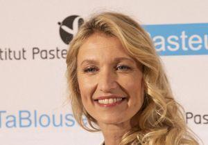 Alexandra Lamy : ce qui lui rend le sourire durant cette période de confinement !