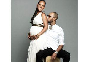 Alicia Keys enceinte : une belle annonce sur Instagram