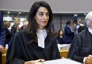 Amal Alamuddin bientôt professeure de droit à l'université