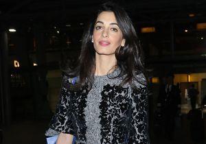 Amal Alamuddin jalouse de Cindy Crawford et de sa relation avec George Clooney