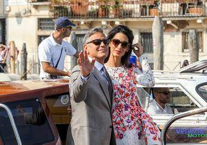 Amal Alamuddin prend le nom de George Clooney