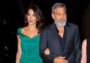 Amal Clooney enceinte ? Le couple Clooney répond officiellement à la rumeur
