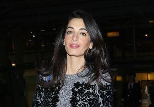 Amal Clooney, enceinte ou pas ?