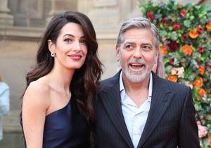 Amal et George Clooney : fous amoureux à Edimbourg, le couple s'engage pour la bonne cause