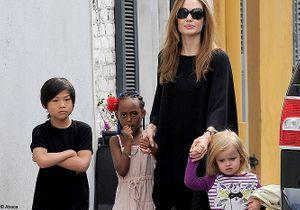 Angelina Jolie : elle a peur de perdre son fils Pax