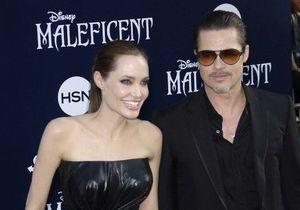 Angelina Jolie : elle fait un pas en direction de Brad Pitt