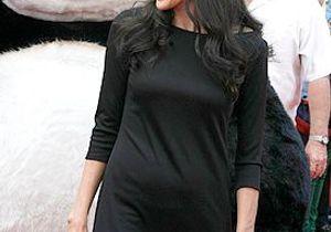 Angelina Jolie, enceinte de trois mois ?