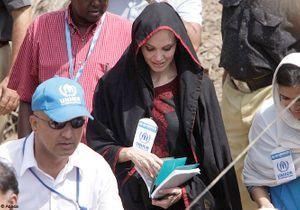 Angelina Jolie : envoyée spéciale du Haut Commissariat de l'Onu